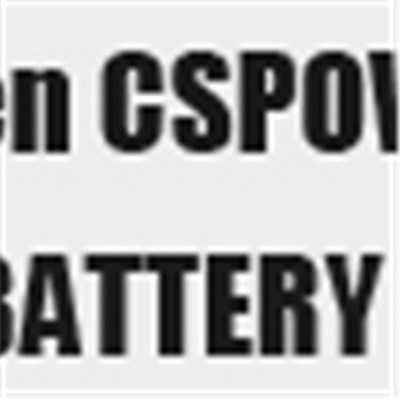 Shenzhen CSPOWER Battery Tech Co.,Ltd.