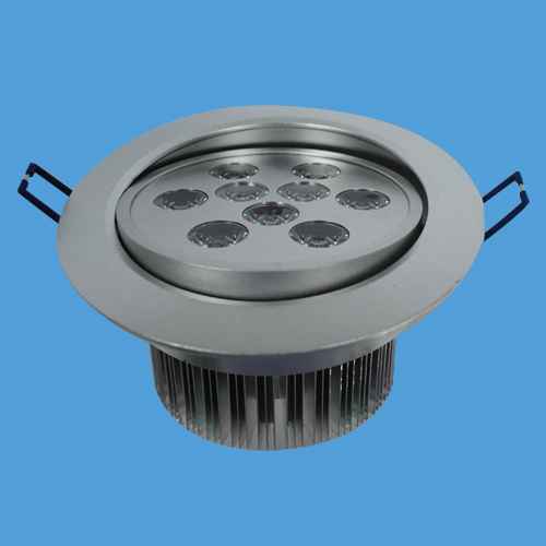 9*1W High Power LED Downlight