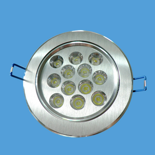 12*1W LED Recessed Downlight