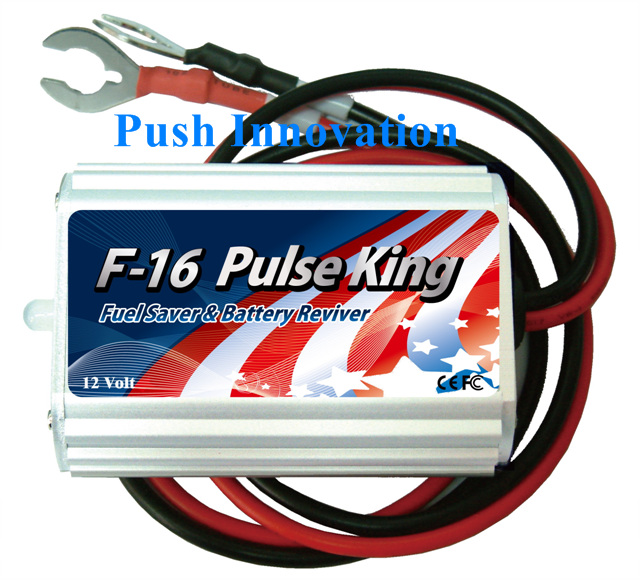 F16 Pulse Tech Fuel Saver & Battery Reviver