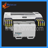 Haiwn-621 white mouse mat digital inkjet printing machine