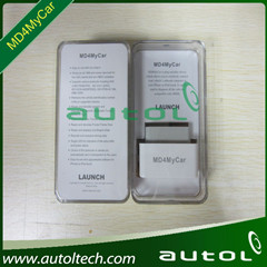 Launch MD4MyCar For iPhone or iPod Touch