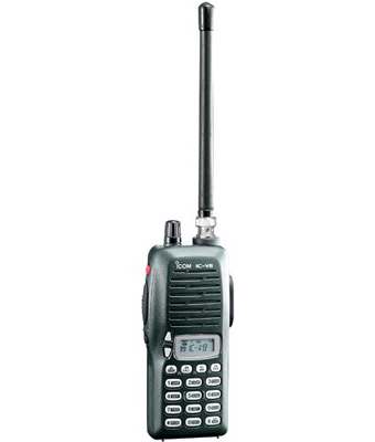 Icom,IC-V8,Portable Radio,Walkie Talkie