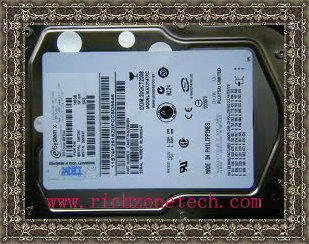 40K1044 146GB 15K rpm 3.5inch SAS server hard disk drive for IBM