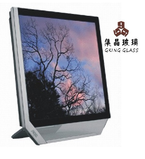 ultra clear glass for TV screen supplier