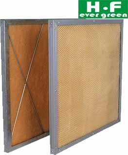 High Temperature Resistance panel air filter