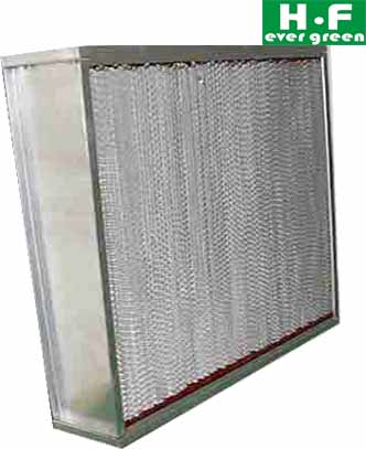 Thermostable HEPA Filter