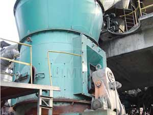 LM vertical mill