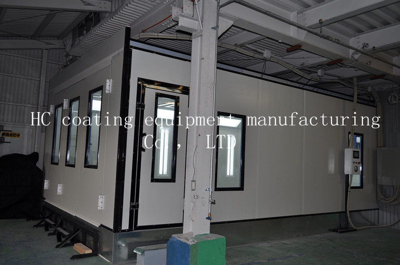 Spray booth HC900