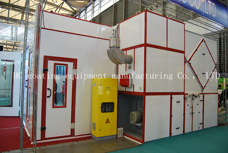 Spray booth HC920