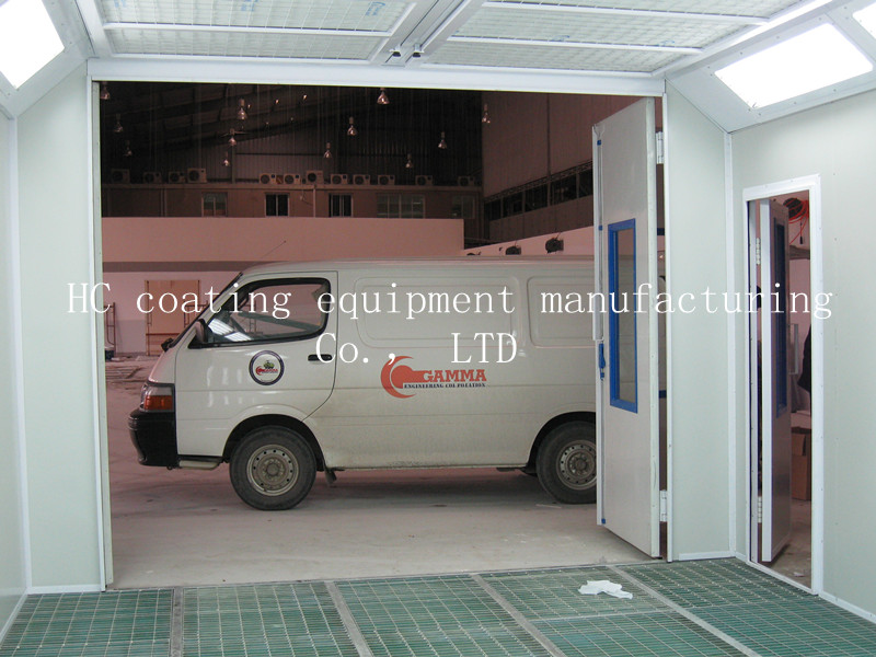Spray booth HC610