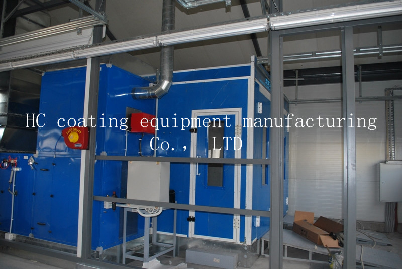 Spray booth HC630