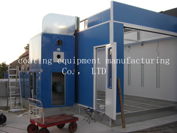 Spray booth HC650