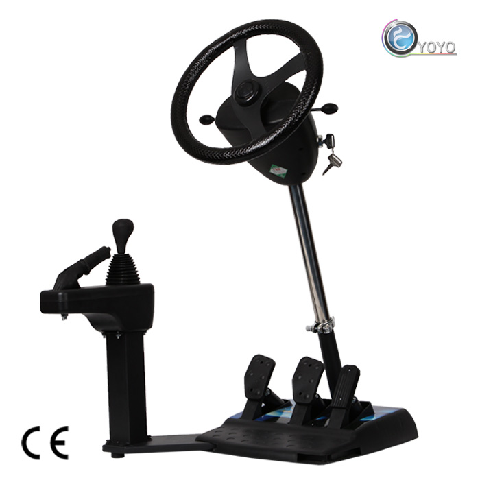 BXC-2012 New Type Fit India Traffice Rules Real Driving Simulator