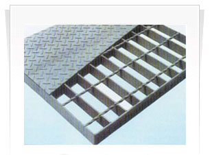 Compound Steel Grating | HongSheng Steel Grating Factory