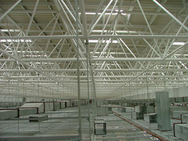 Steel Grating Ceiling | HongSheng Steel Grating Factory