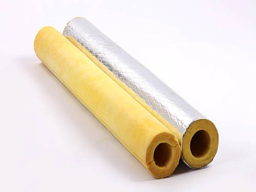 export centrifugal glass wool pipe