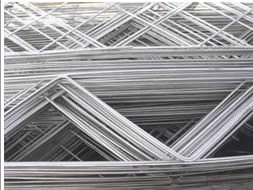 Brick Wall Reinforcement Mesh, Truss-mesh Reinforcement and Ladder-mesh Reinforcement.