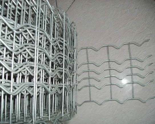 Pipe-Line Reinforced Mesh