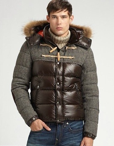 fashion replica Moncler down coat
