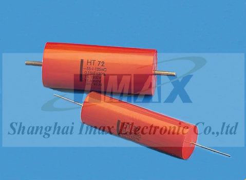 200KV 1000pf EHV Polyester Film Capacitors