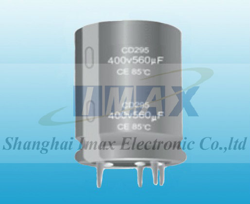 CD295 5000H 85C Snap in electrolytic capacitor