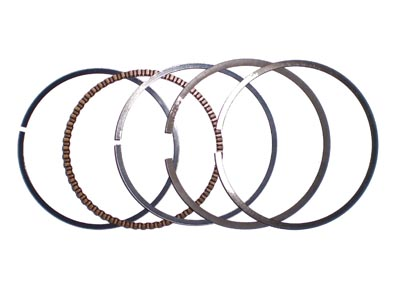 Motorcycle Parts-Piston Rings, Alloy Rim, Tire, etc