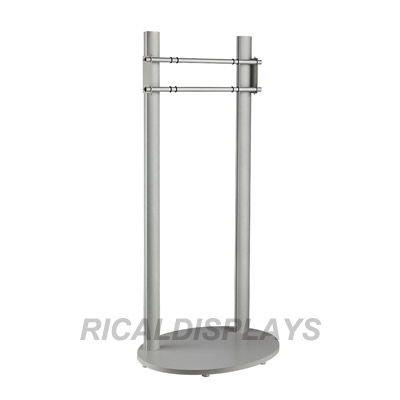 Mobile TV Stand with Locking wheels