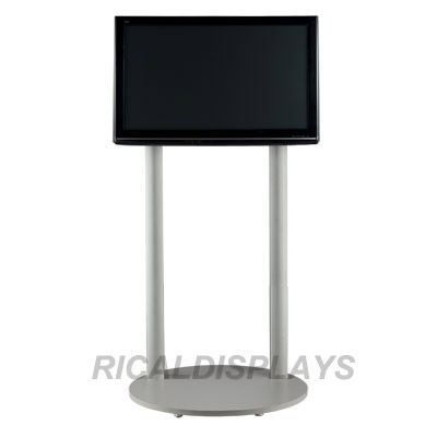 Double Pole TV Stand