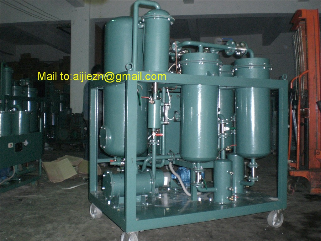 Vacuum Lube Oil Purifier,Hydraulic Oil Filtration