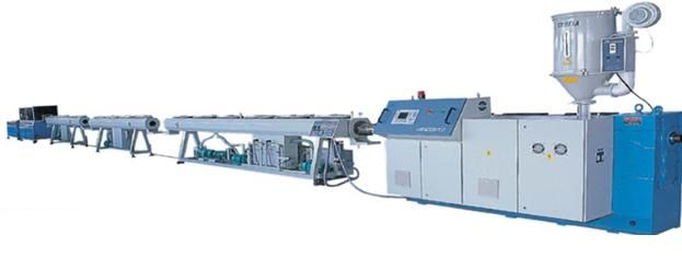 PPR / PE-RT /PEX Small Diameter Pipe Extrusion Line