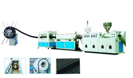 Carbon Spiral Reinforced Pipe Production Line