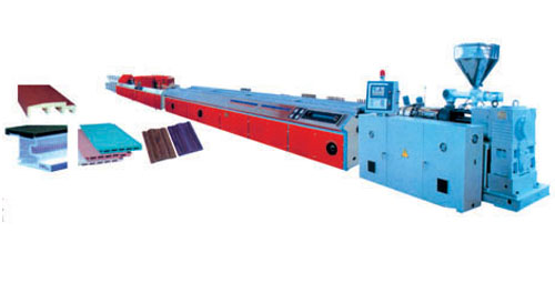 PVC Door/Window Profile Extrusion Line