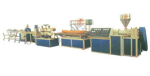 Single ScrewProfile Extrusion Lines