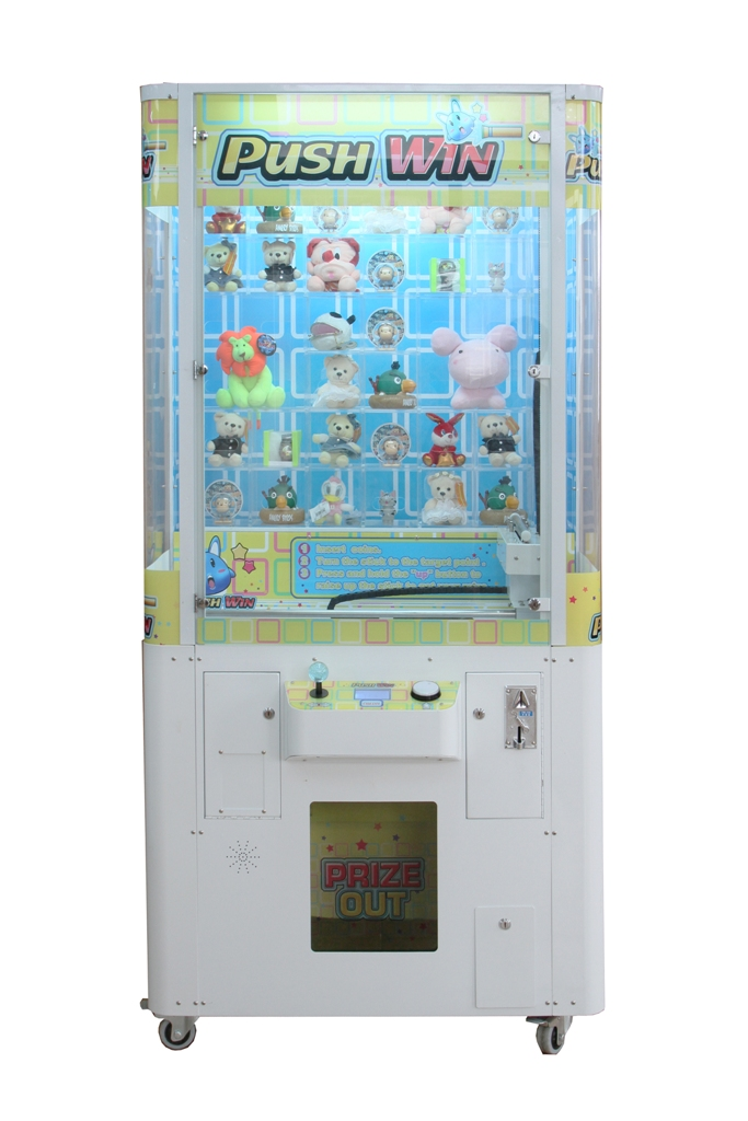 Prize Vending Machine for Russian Market