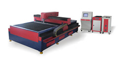 Nd:YAG Laser Cutting Machine for metal