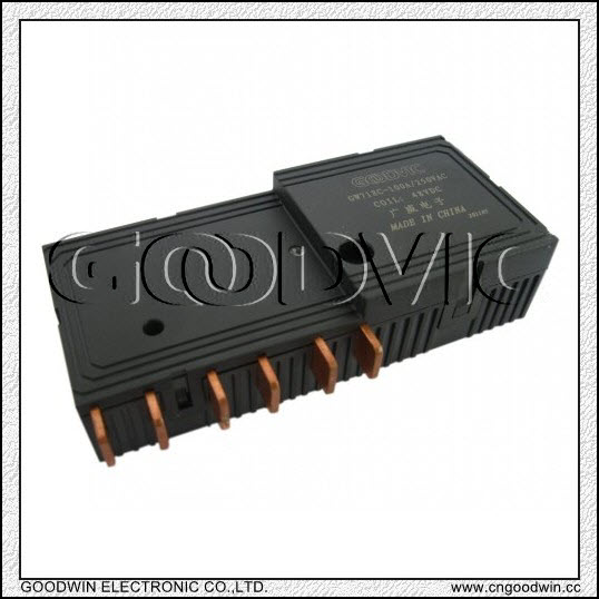 Three-phase latching relay for energy meter (GW718C)