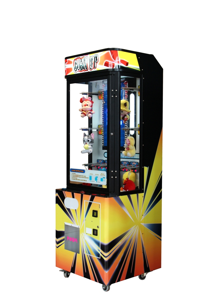 2012 Hottest Pile Up stacker Game Machine