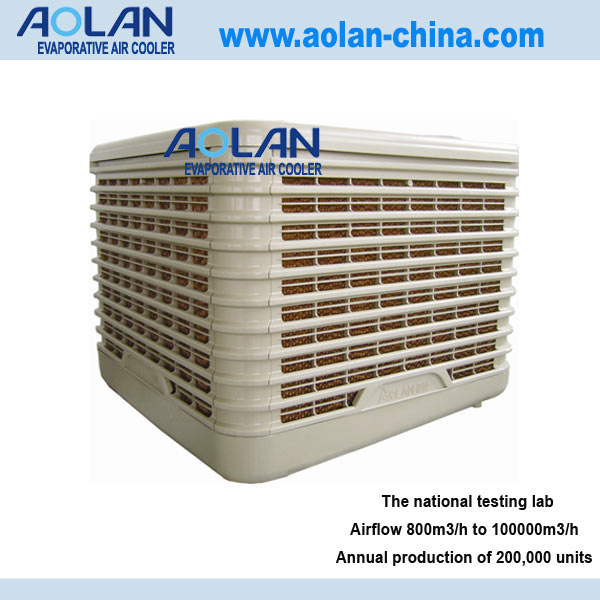 The evaporative air cooler AZL18-ZX10B fit for the Russia