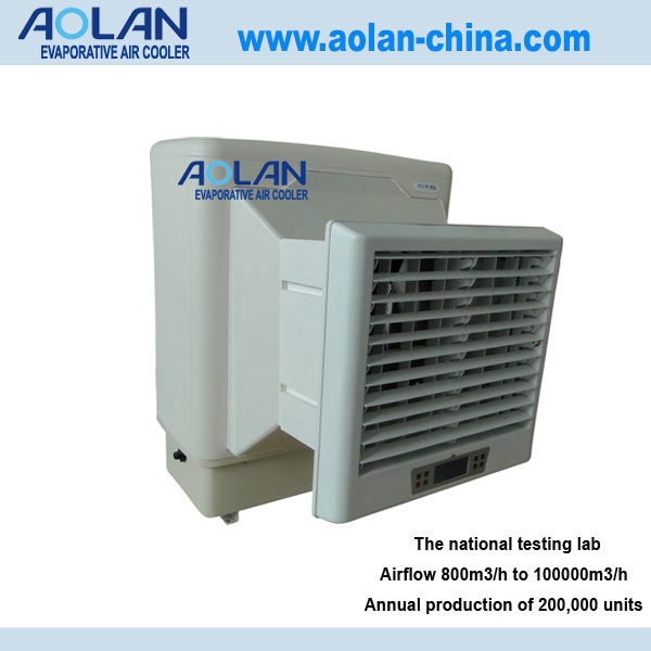 The window air cooler AZL06-ZC13A popular in the Russia