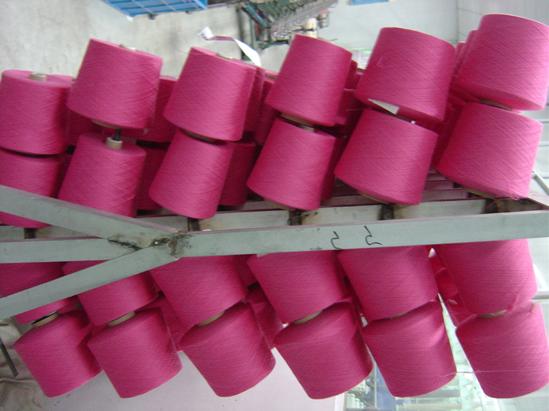 polyester yarn color