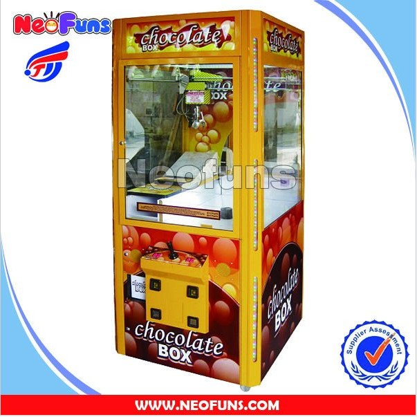 Candy/Chocolate Prize Vending Machine