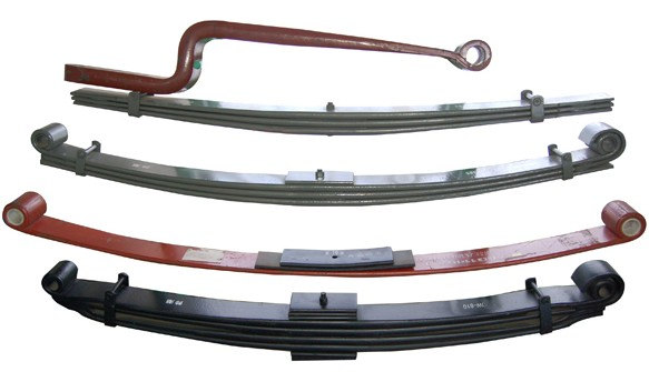 Cabin Leaf Springs