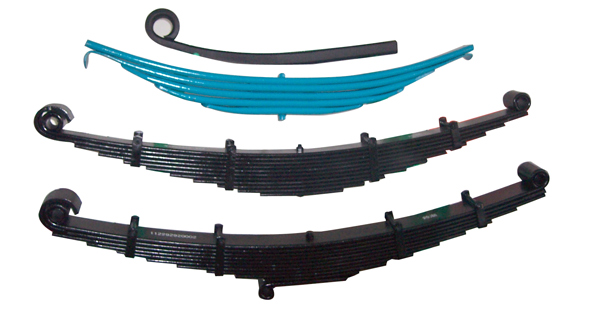 Conventional Leaf Springs