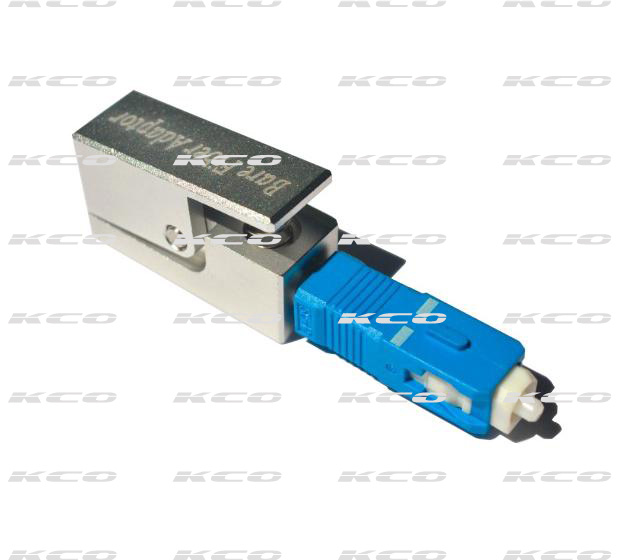Fiber optic adapter