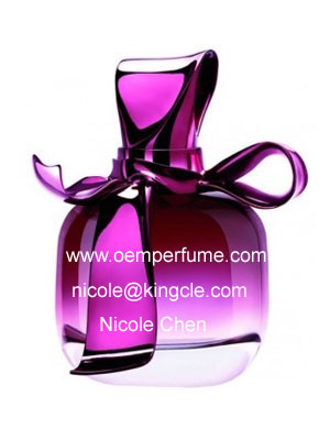 100ml nice price china glass perfume bottles