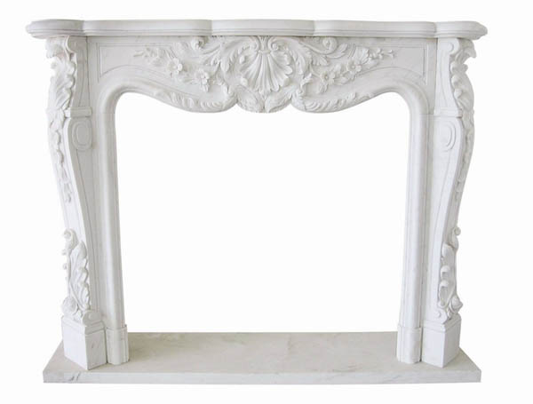 fireplace surround mantel