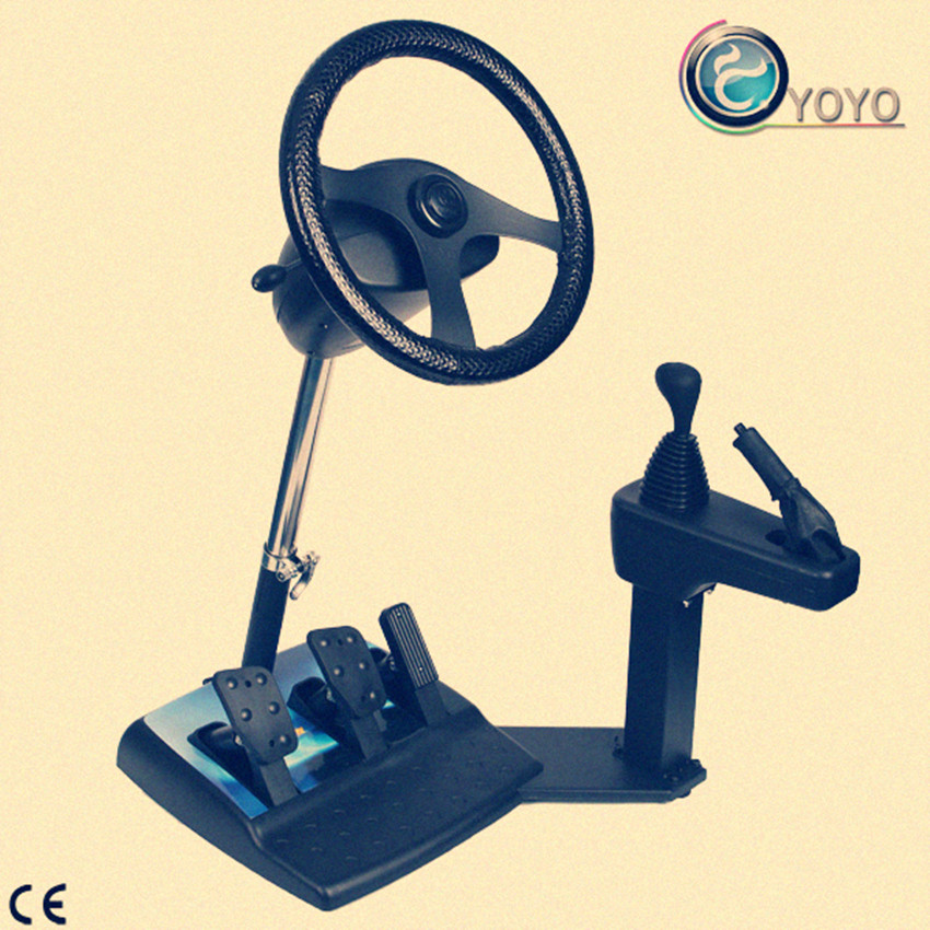 Right Hand Drive BXC-2012 Auto Racing Machine