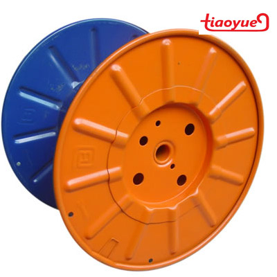 steel spool for wire