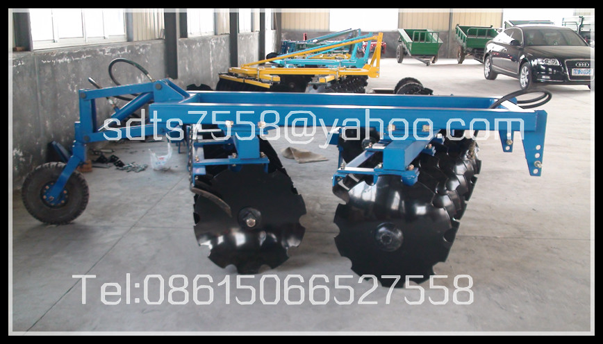 Half Mounted Heavy Disc Harrow